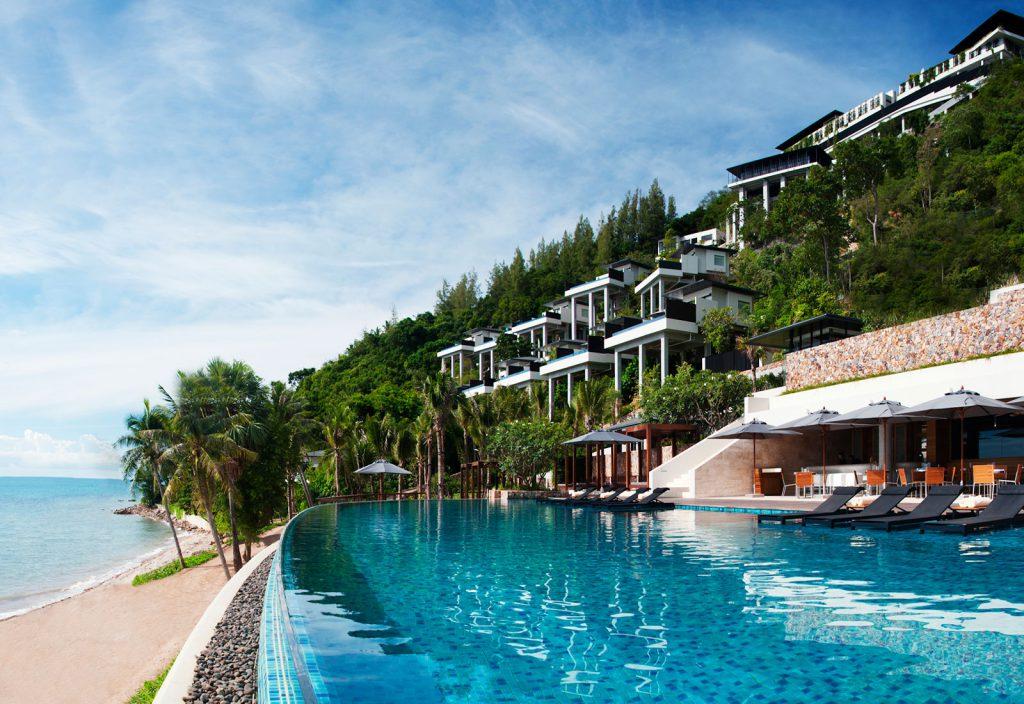 Conrad Koh Samui Lime Travel